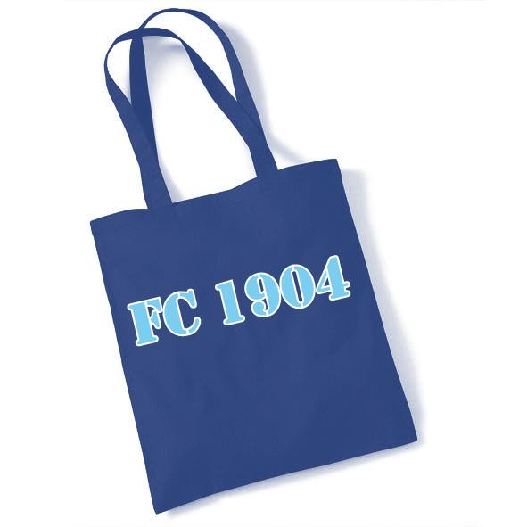 """""""FC 1904"""" Baumwolltasche"""