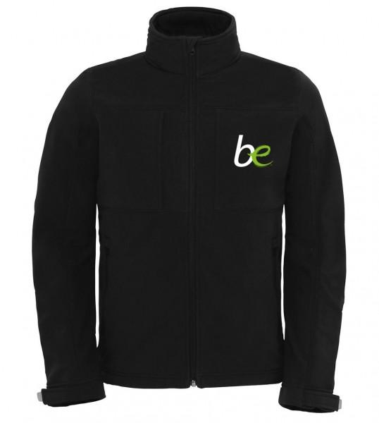 """""""BE"""" Herren Softshell Jacket"""