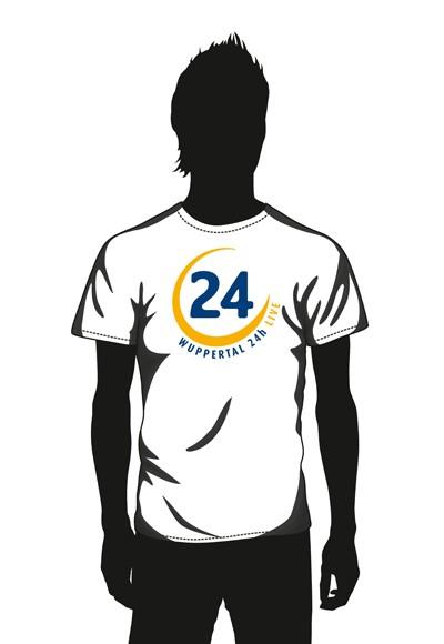 Wuppertal 24H Live Herren T-Shirt