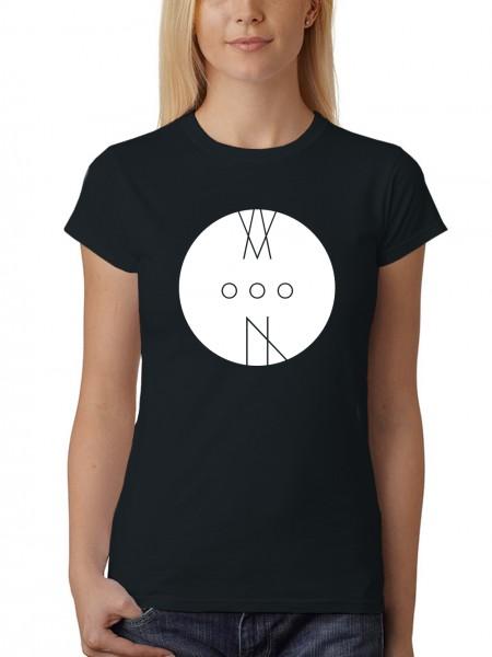 """MoooN"" Damen T-Shirt"