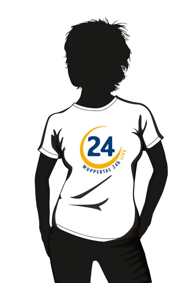 Wuppertal 24H Live Damen T-Shirt