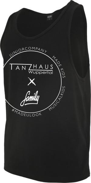 """TANZHAUS X FAMILY"" Jersey Big Tank"