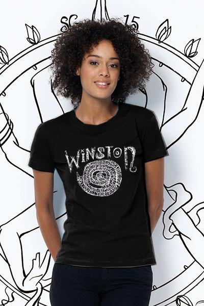 Winston Ladies' T-Shirt