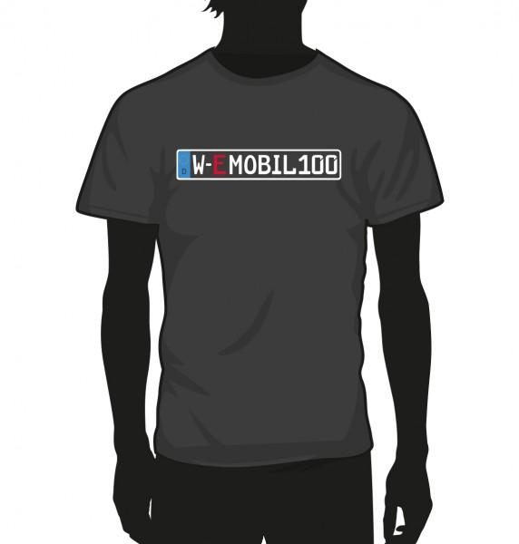 """""""E-Mobil"""" Standart Herren Shirt"""