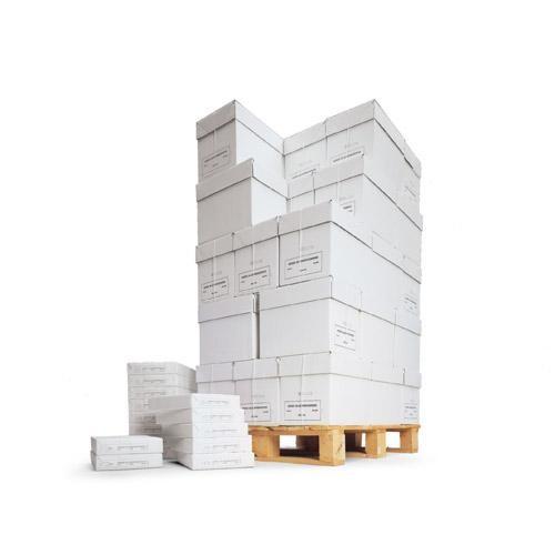 Papierpalette für mehrere Standorte (100.000 Blatt)
