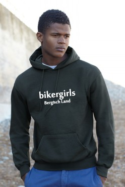 Bikergirls Boys Hoodie
