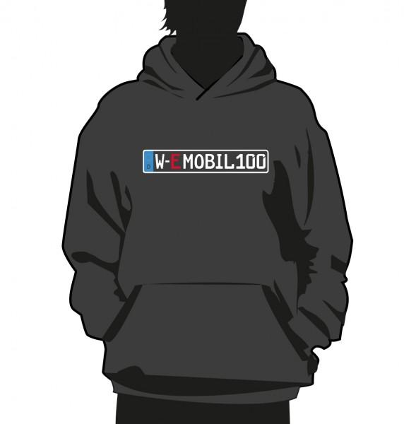 """""""E-Mobil"""" Standart Herren Hoodie"""