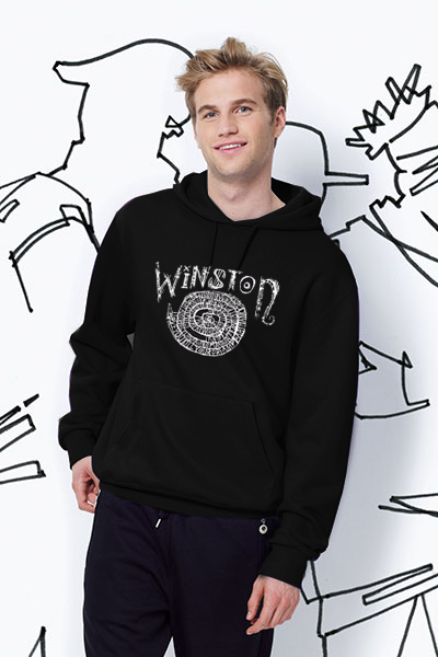 Winston Boys Hooded Sweatshirt