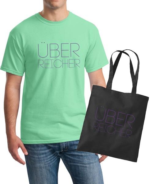 """""""Überreicher"""" BUJU Jungen T-Shirt KOMBI Paket"""
