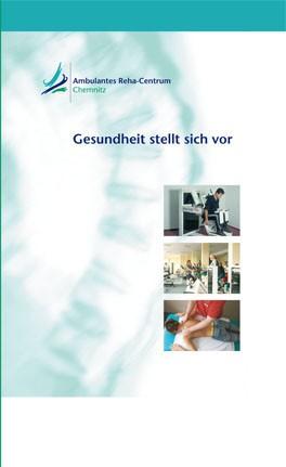 Präsentationsmappen Chemnitz (1000 Stück)