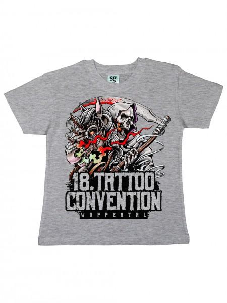 """Kids T-Shirt """"Tattoo Con 2018 Wuppertal"""""""