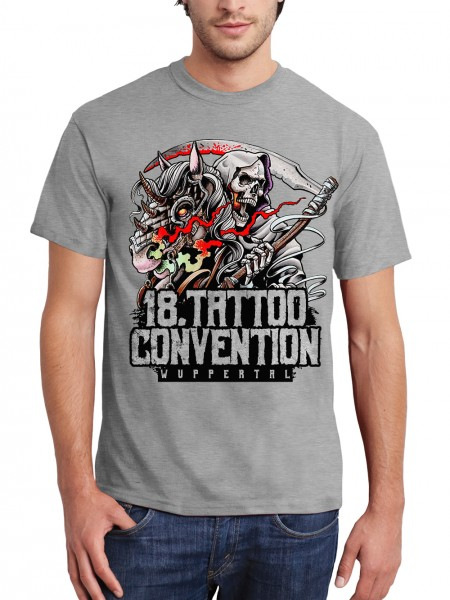 "Herren T-Shirt ""Tattoo Con 2018 Wuppertal"""