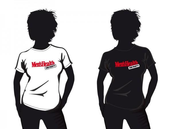 Men's Health Damen T-Shirt