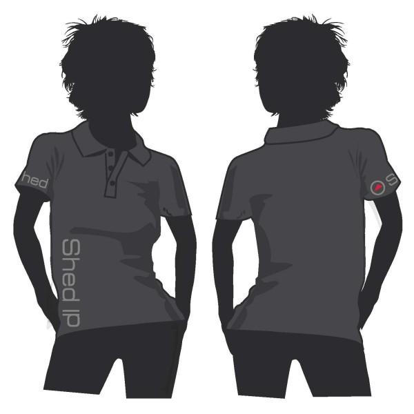 Shed Damen Polo Hemd