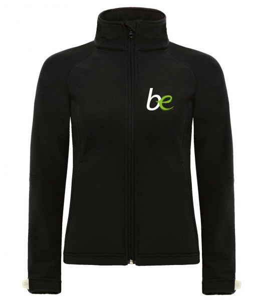"""BE"" Damen Softshell Jacket"