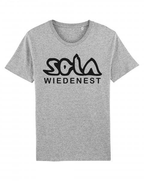 Sola Wiedenest T-Shirt Unisex Bio zertifiziert aus fairem Handel