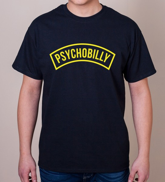 "Subkultur ""Psychobilly"" Herren Shirt"