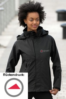 Shed Damen Softshell Jacke