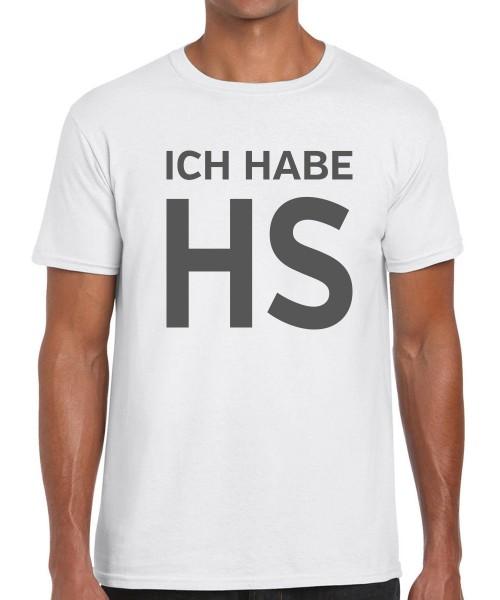 """""""Ich kann auch anders"""" Herren T-Shirt"""
