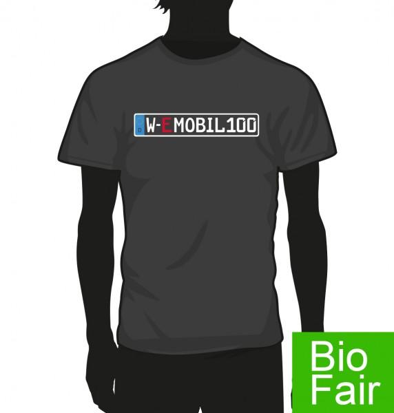 """""""E-Mobil"""" Bio Fair Herren Shirt"""