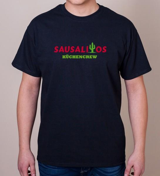 """Küchencrew"" Herren T-Shirt"